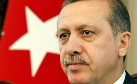 Turkish PM cancels visit, protests due without him