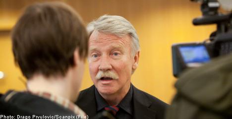 Talks called over 'anti-Semitic' Malmö mayor