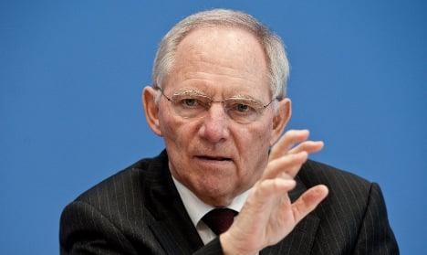 Euro rescue bumps up German budget deficit