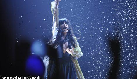Loreen takes home Melodifestivalen win