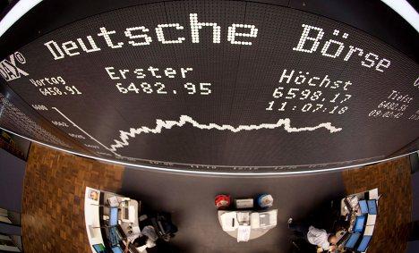 Deutsche Börse disputes NYSE merger veto
