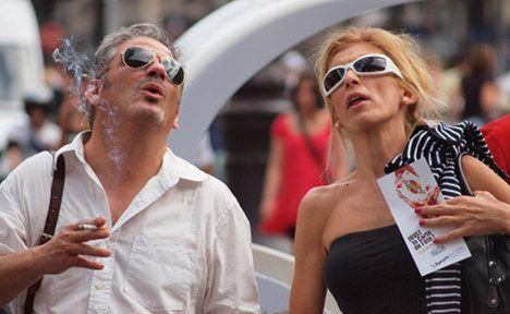 French tourists among world's worst: survey