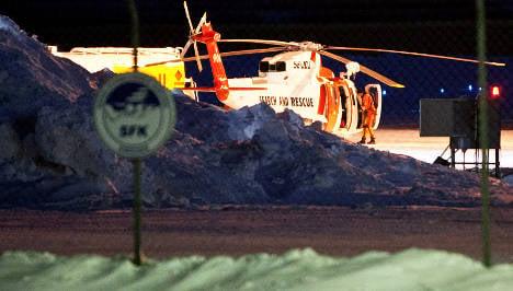 Five feared dead in military plane crash