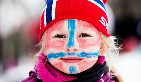 Norway's population hits five million
