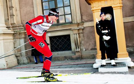 Irate Norwegian reports Stockholm over 'capital of Scandinavia' claim