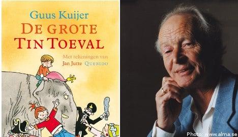 Dutch author Kuijer wins Astrid Lindgren lit prize