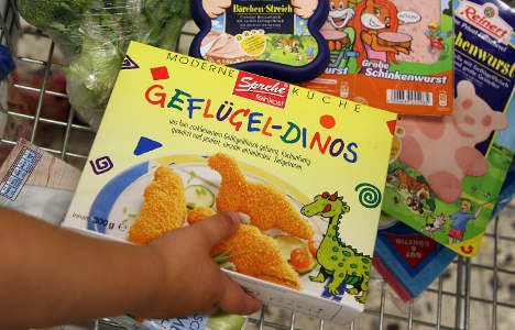 Most kids' food products 'too sweet and fatty'