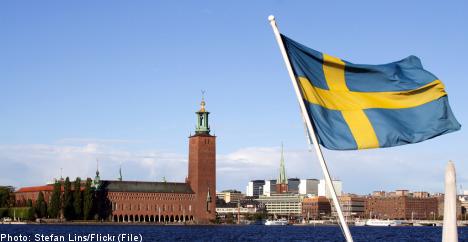 Sweden's foreign tourist figures fail to impress