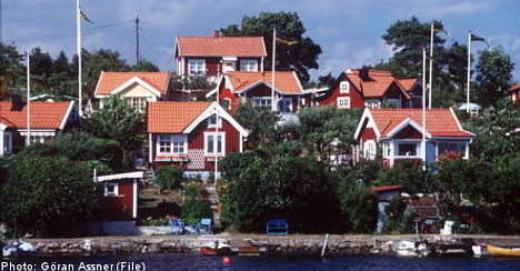 Foreign buyers flock to Swedish summer homes