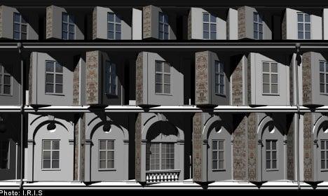 Stockholm museum to get 3D renovation