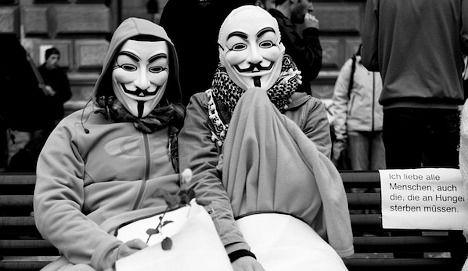 Occupy returns to Zurich