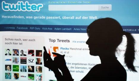 Twitter nests in Berlin