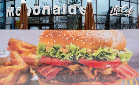 McDonald's drops German chicken provider
