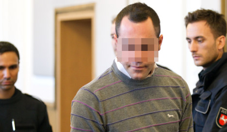 Football underwear explosives attacker jailed