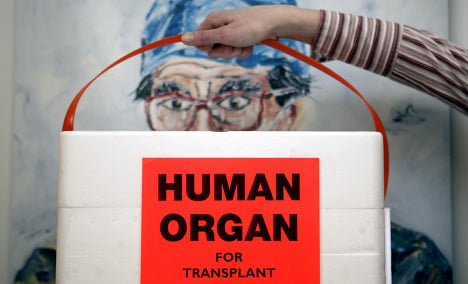 Germans will all face organ donor question
