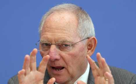 Germany not seeking to 'occupy' Greece