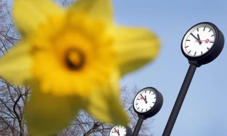 Time change creates 'social jet lag'
