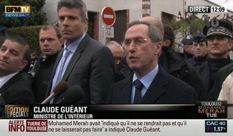 France suspect dead after resisting assault