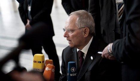 Germany breaks finance tax deadlock
