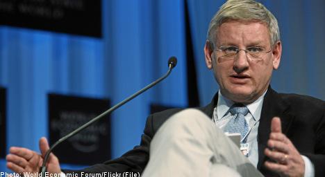 Sweden secretly shipped plutonium to US: Bildt
