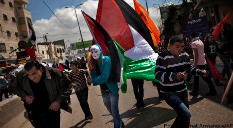 Swede released after West Bank demo arrest