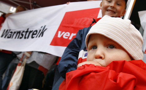 Commuters, parents hit by public sector strikes