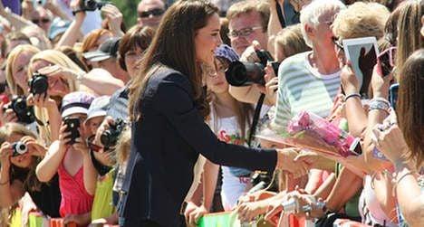 Kate's diet guru faces legal threat
