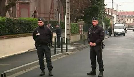 Residents evacuated as police surround house