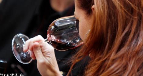 Swedish church's new recruitment ploy: wine