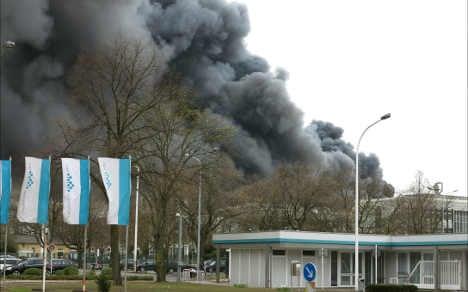 Chemicals plant blast kills one, injures one