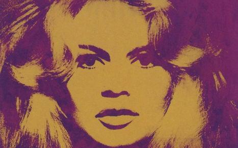 German playboy's Bardot art to go on sale