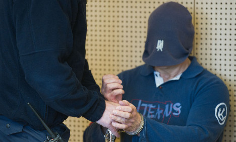Bank robber jailed for heist 20 years ago
