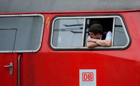 German kids no longer want to go 'choo choo!'