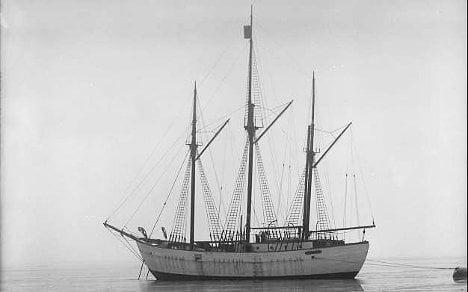 Norway wants explorer Amundsen's ship back