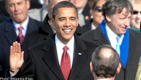 Swedes back Obama in US election: survey