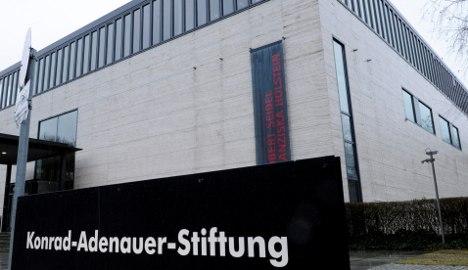 Abu Dhabi closes German think tank