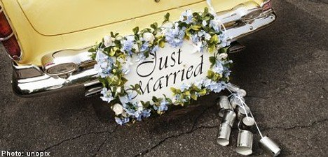 'Wedding' reported for lack of bride and groom