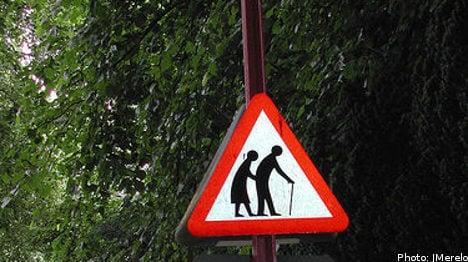 'Fake' grandkids defraud elderly Swedes