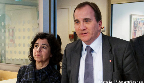 Malmö mayor's remarks 'wrong': party head