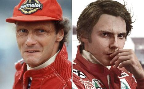 Filmstar: Berlin not safe for a Ferrari