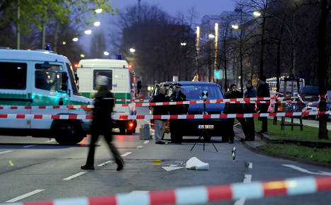 Berlin gunman kills one, leaves two injured