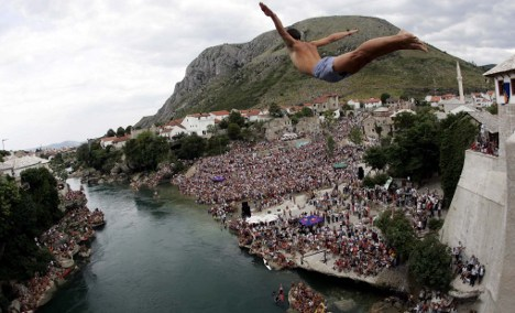 Germany tells Bosnia: take EU, NATO plunge
