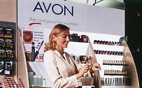 Avon's face cream ladies get German proposal