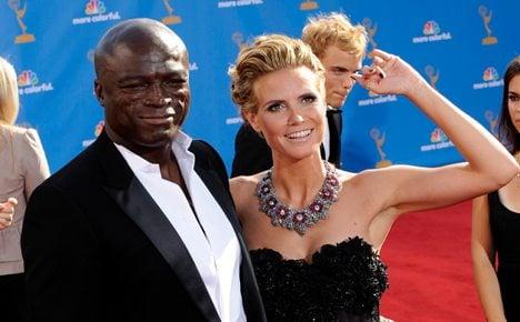 Heidi Klum and Seal file divorce papers