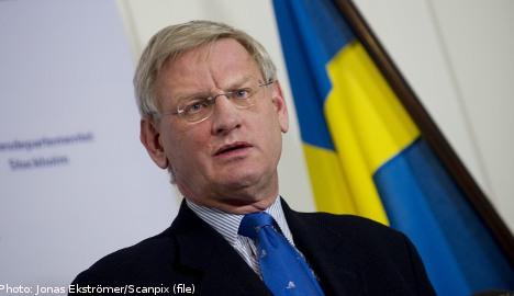 Saudi Arabia a 'family business': Bildt