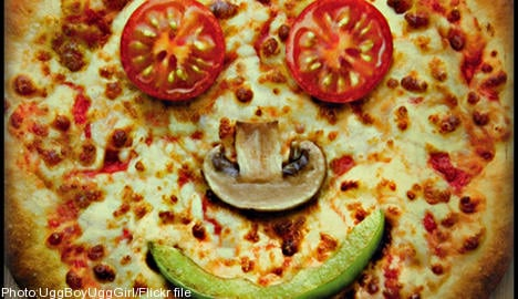Swedes bake up success with online pizza site