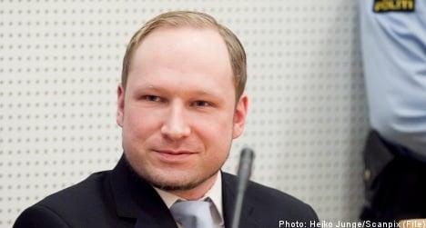 Breivik planned secret base on Swedish farm