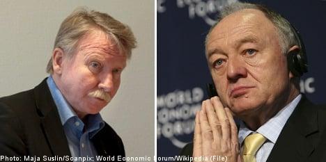 Ilmar Reepalu: 'the Swedish Ken Livingstone'