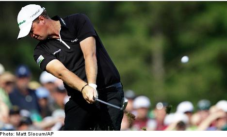 Sweden's Hanson falters as Watson wins Masters