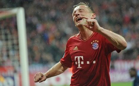 Bayern sail through to European semi-finals